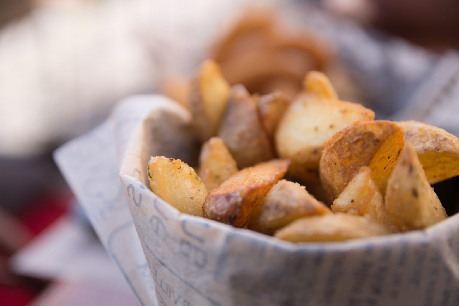 potato wedges eatbrightliving