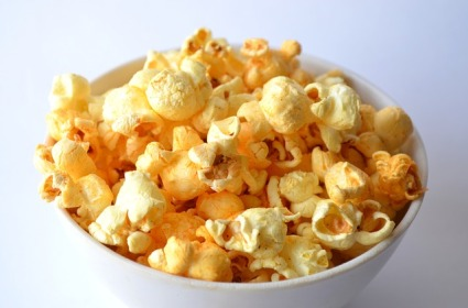 cheesy popcorn eatbrightliving