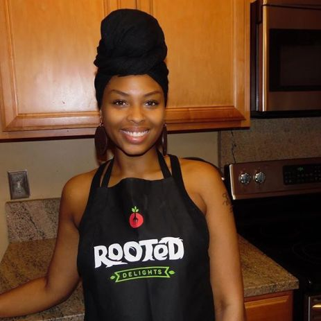rooted delights Janay