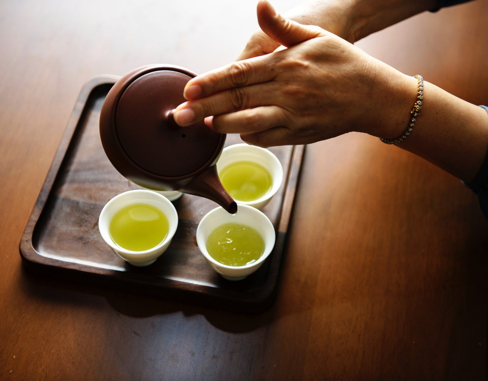 green tea health benefits eat bright living image