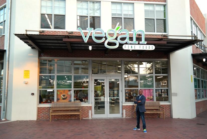 Steven smith vegan fine foods